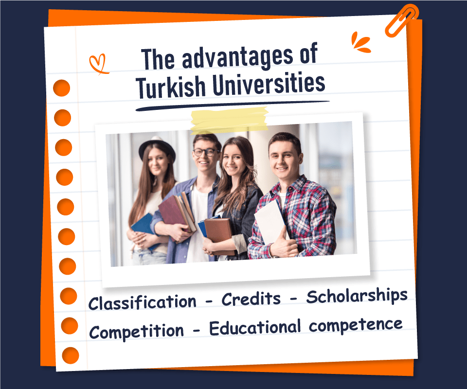 The Features Turkish universities